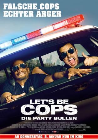 Let's Be Cops - Die Partybullen