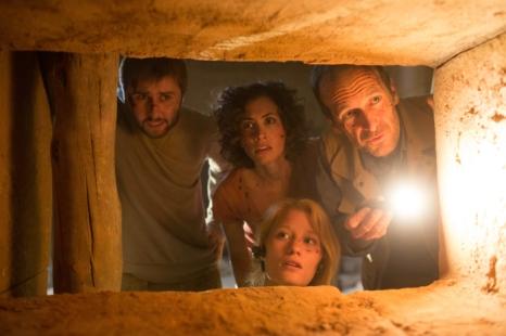 The Pyramid: Grab des Grauens