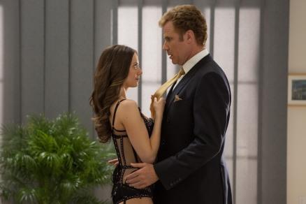 James King (Will Ferrell) muss seine attraktive Frau Alissa (Alison Brie) für zehn Jahre verlassen. Ob die junge Liebe das durchstehen wird?
