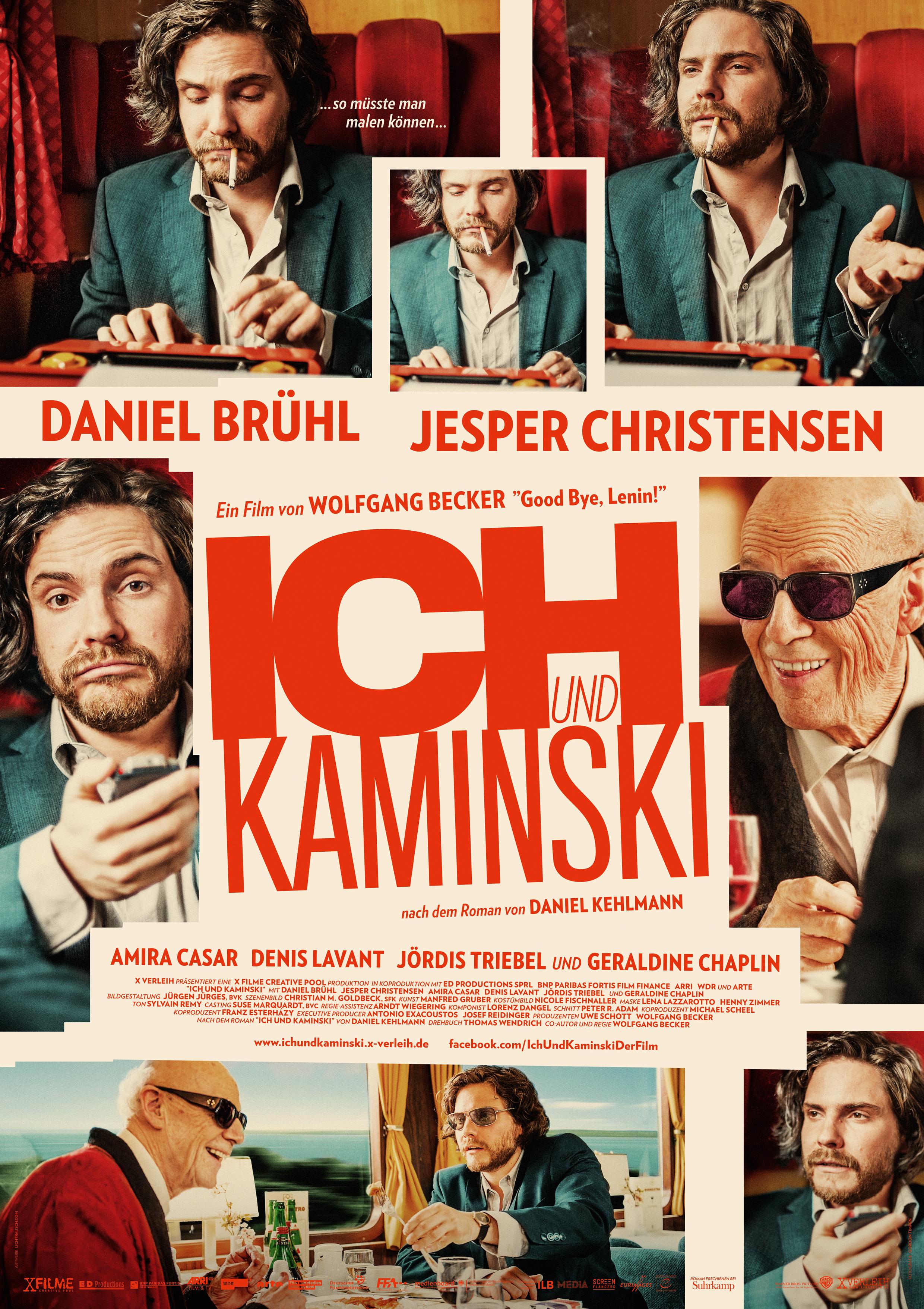 Ich Und Kaminski Film