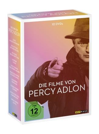 Die Filme von Percy Adlon