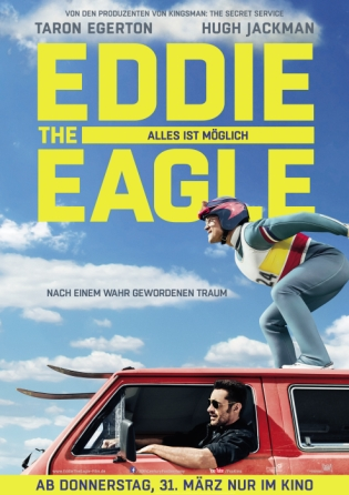 Eddie the Eagle: Alles ist möglich