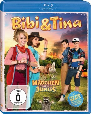 Bibi & Tina: Mädchen gegen Jungs