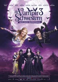 Die Vampirschwestern 3 - Reise nach Transsilvanien