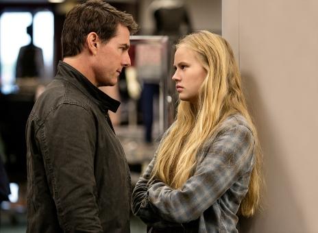 Jack Reacher versucht, herauszufinden, ob Samantha wirklich seine Tochter ist.